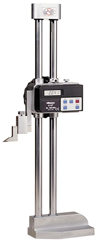 Mitutoyo Measuring Instruments : Measuring instruments mitutoyo height gauges