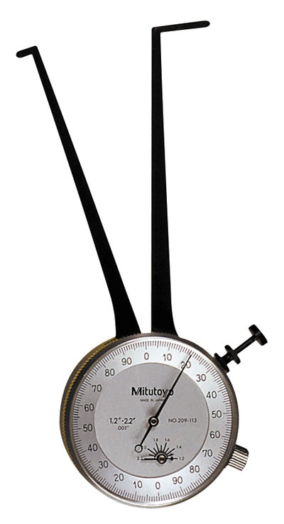 Mitutoyo Measuring Instruments : Measuring instruments mitutoyo dial gauges