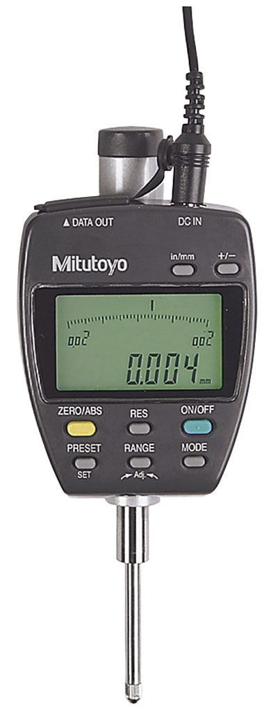 Mitutoyo Measuring Instruments : Measuring instruments mitutoyo digital indicators